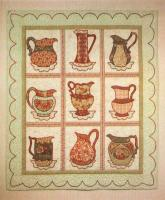 Pitcher Perfect Quilt Pattern BAD-082