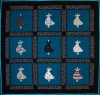 Window Shopping Quilt Pattern BAD-200