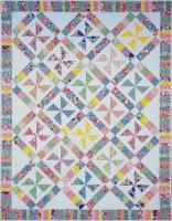 Pinwheels of Yesteryear Quilt Pattern BC-105