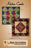 Kitchen Combo Quilt Pattern BCC-032