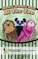 Hankie Pets - At the Zoo Pattern  BCC-116