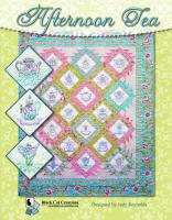 Afternoon Tea Quilt Pattern BCC-134