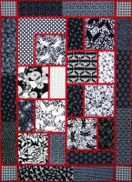 The Big Block Quilt Pattern BCC-142e