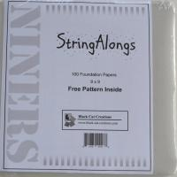 String Alongs Foundation Papers 9 x 9 BCC-222