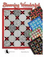 Blooming Wonderful Quilt Pattern  BCC-264e