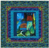 Night Beat Quilt Pattern BCC-278e