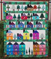 Happy to be Home Quilt Pattern BCC-282e
