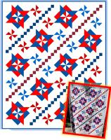 Big & Bright Quilt Pattern BCC-289e