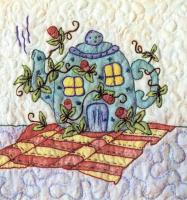 Periwinkle Lane BOM - Block 3 Embroidery Pattern BCC-PL03