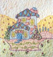 Periwinkle Lane BOM - Block 6 Embroidery Pattern BCC-PL06