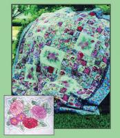 Symphony of Roses Quilt Pattern BCC-SR