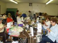 Machine Embroidery and Quilting Retreat