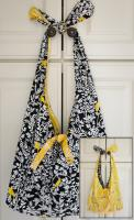 Knot Handle Reversible Tote Pattern BH-101