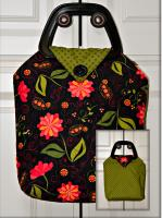 Button-Down Reversibles Bag Pattern BH-102