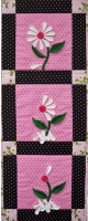 He Loves Me! Wall Hanging Pattern BHD-203
