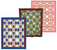 Embroidery Frames Quilt Pattern BL2-103