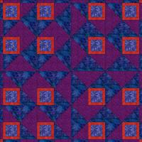Berry Squares Quilt Pattern BL2-114