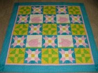 When Pigs Fly Quilt Pattern BL2-119