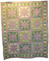 Go Green Quilt Pattern BL2-122