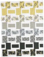Crazy Daisy Quilt Pattern BL2-126