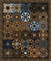 Nighttime by the River Quilt Pattern BL2-128