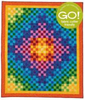 Trip Around the Rainbow Quilt Pattern BL2-136