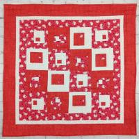 Bento Boxes Quilt Pattern BL2-146