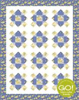 Lemon Layer Cake Quilt Pattern BL2-152