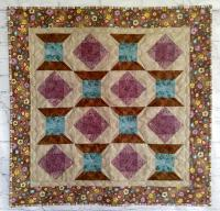 All Tied Up Quilt Pattern BL2-159