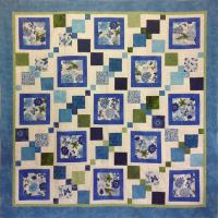 All Boxed In Quilt Pattern BPQD-0531