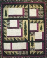 View to the Woods Quilt Pattern BS2-212