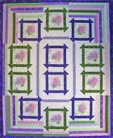 Melancholy Quilt Pattern BS2-214