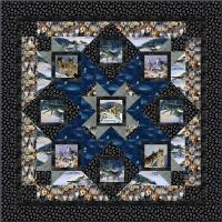 Scenic Circle Quilt Pattern BS2-225