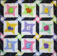 Constellations Quilt Pattern BS2-229