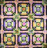 Donna's Meadow Quilt Pattern BS2-236