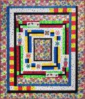 Summer Magic Quilt Pattern BS2-261