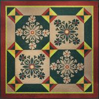 Hula Dance Quilt Pattern BS2-262