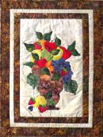 Batik Fruit Mural Pattern BS2-288