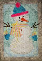 Frosty Fred Wall Quilt Pattern BS2-365
