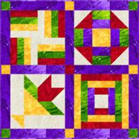 Beginning Quilting Pattern BS2-371