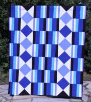 Back Splash Quilt Pattern BS2-376