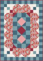 Summer Rose Quilt Pattern BS2-383