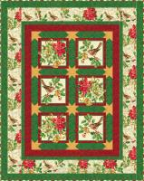 Christmas Music Quilt Pattern BS2-389