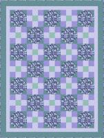 Lilac Festival Quilt Pattern BS2-400