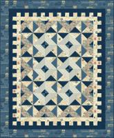 Blue Stamp Quilt Pattern BS2-403
