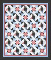 Stars and Plaids Quilt Pattern BS2-405
