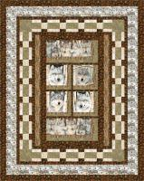 Winter Weave Quilt Pattern BS2-417