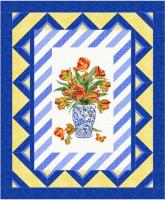 Provincial Tiles Quilt Pattern BS2-434