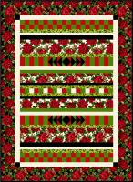 Flowers for Christmas Quilt Pattern BS2-437
