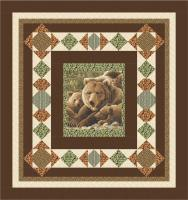 Visiting Northwoods Quilt Pattern BS2-446